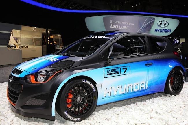 Hyundai i20WRC