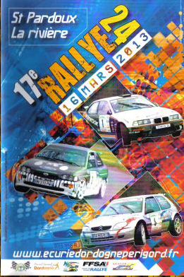 Rallye 24 2013