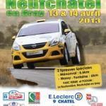 Rallye de Neufchatel en Bray 2013