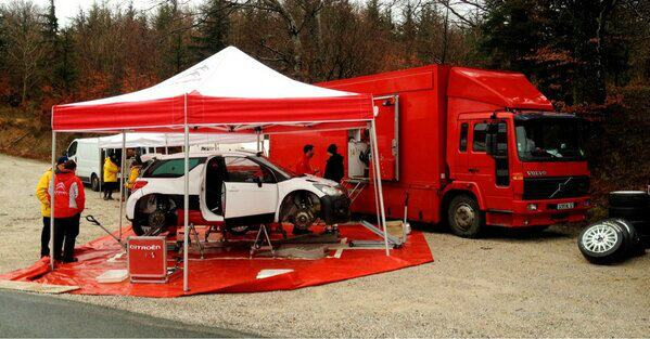 Tests-Kubica-DS3-RRC