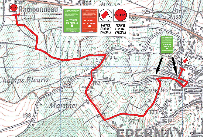 Rallye epernay vins de champagne 2013 for Plan epernay