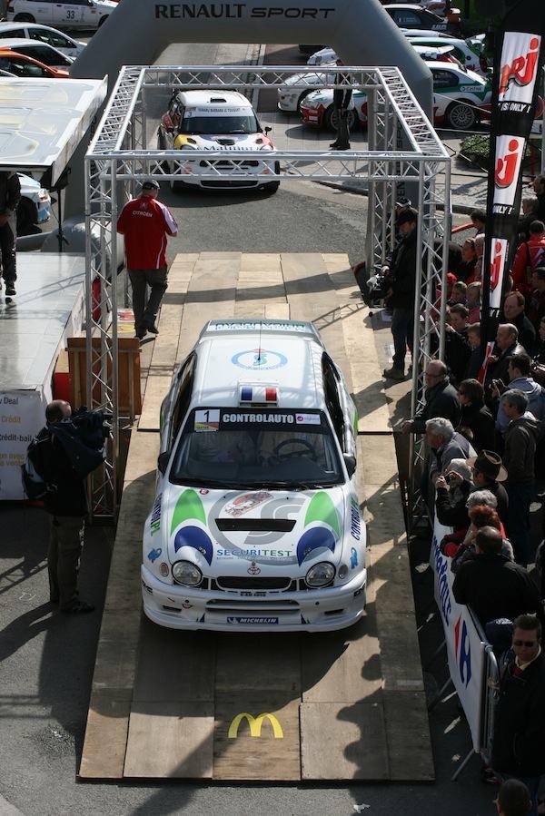 Bayard Laurent - 2013 Rallye de la Lys - (5)