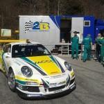 La Porsche 997 de Nantet pour 2013