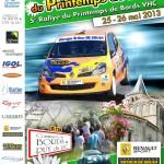 Rallye du Printemps de Bords 2013