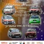 Rallye de l'Anguison 2013