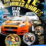 Rallye des Gueules Noires 2013