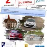 Rallye du Cristal 2013