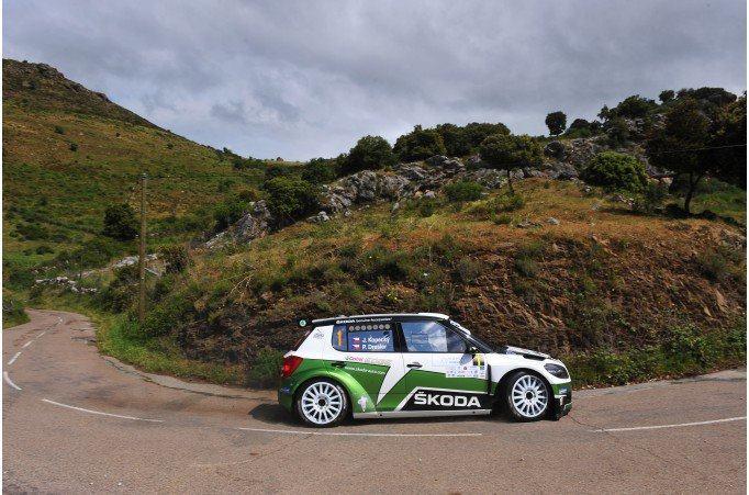 ES8 Tour de Corse 2013