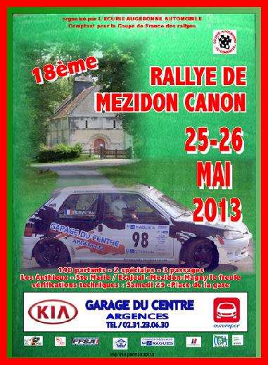 Rallye-Mezidon-2013
