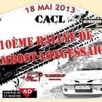 Rallye de Chambost-Longessaigne 2013