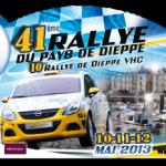 Rallye du Pays de Dieppe 2013