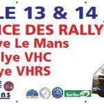 Rallye Le Mans 2013