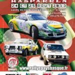 Rallye du Pays Basque 2013