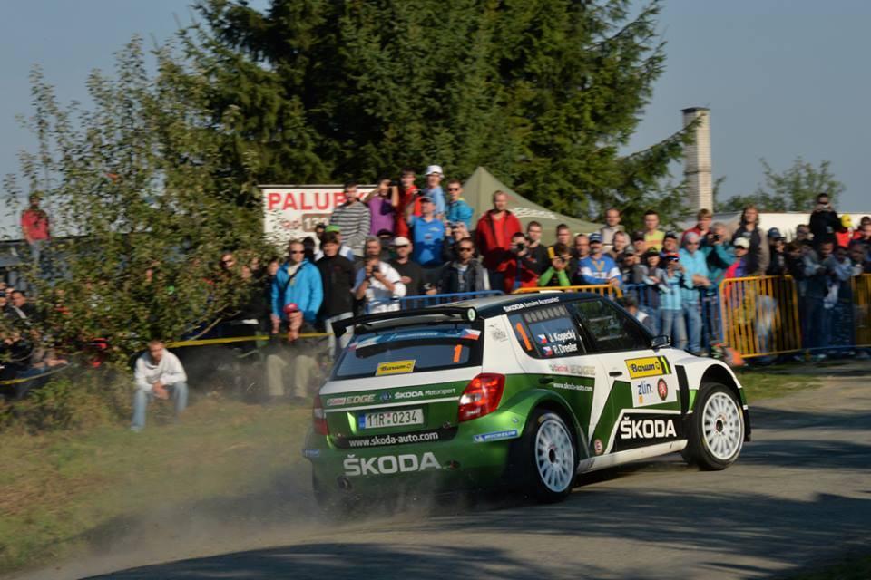 Classement Barum Rally 2013