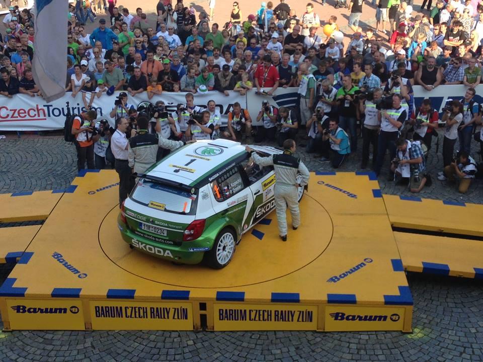 ES1- Barum Rally
