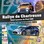 Poudrel et sa M3 au top (Chartreuse 2013)
