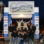 Nouvelle victoire pour Yoann Bonato dans l'Opel ADAM Cup