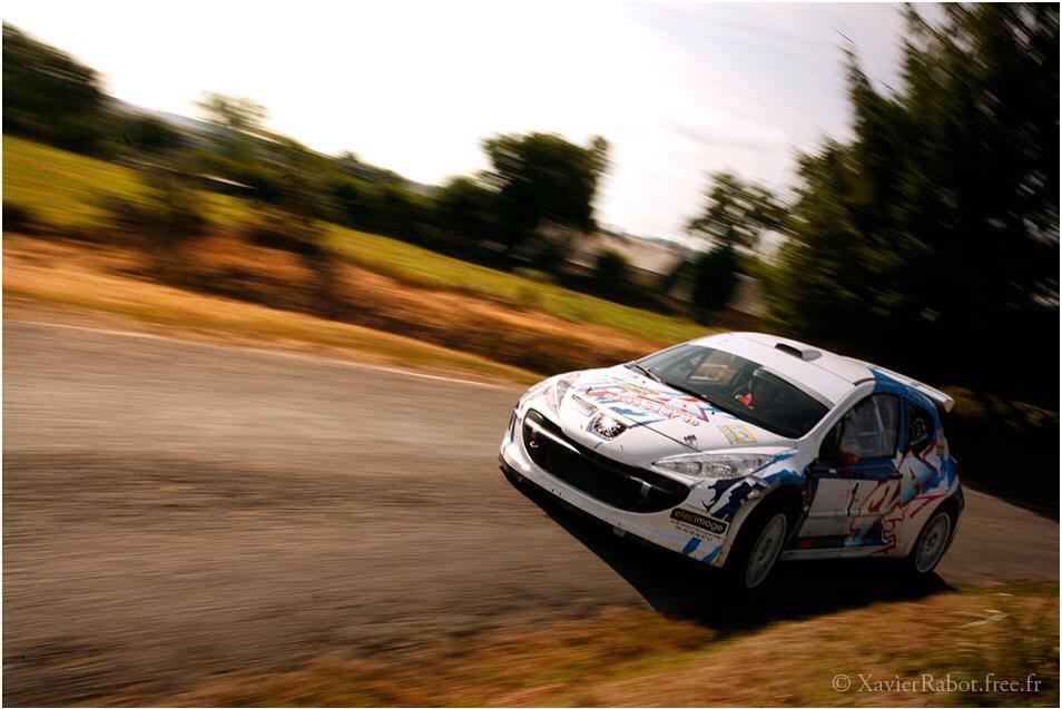 Classement final Rallye du Bocage 2013