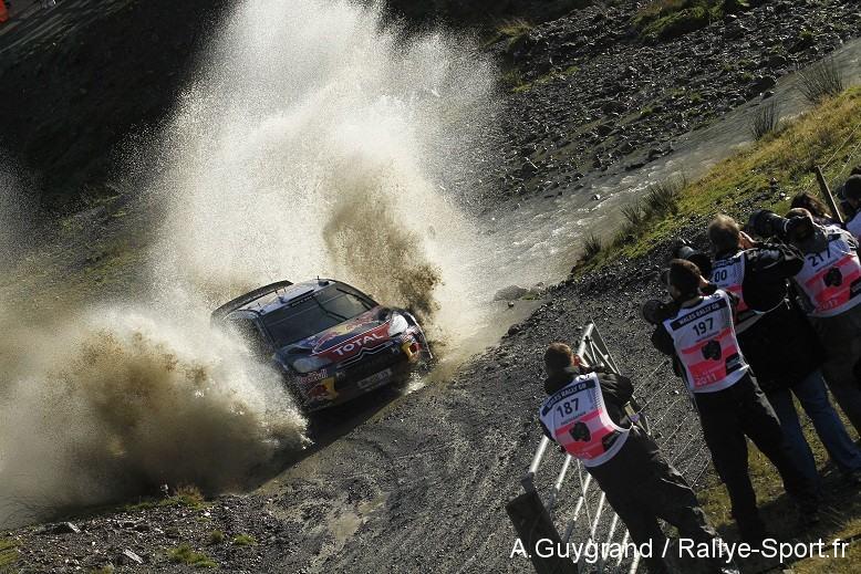 Programme Rallye Grande Bretagne 2013
