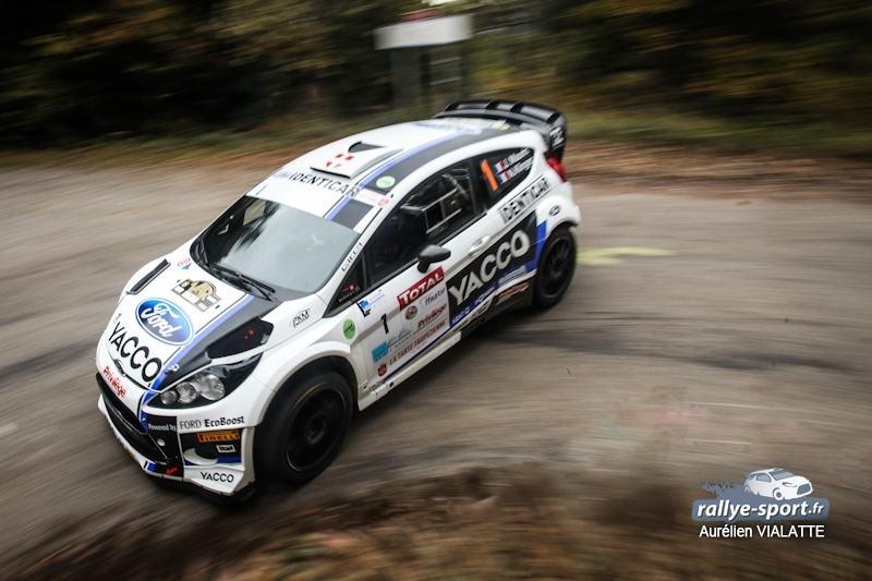 Classement final Rallye du Var 2013