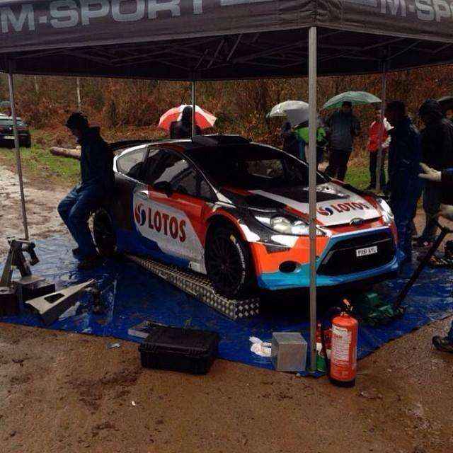 Kubica-Janner-Rallye