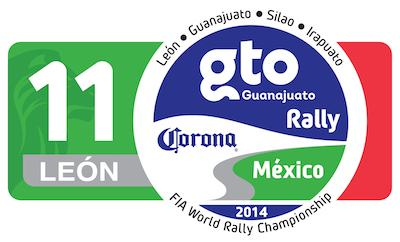 Programme Rallye du Mexique 2014