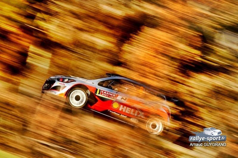 Classement du Shakedown Monte-Carlo 2014
