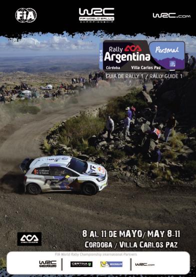 Programme Rallye d'Argentine 2014