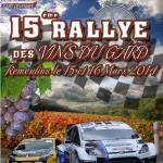 Rallye des Vins du Gard 2014