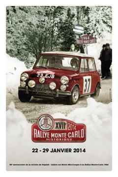 rallye monte carlo historique 2014 le programme. Black Bedroom Furniture Sets. Home Design Ideas