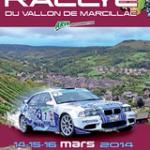 Rallye du Vallon de Marcillac 2014