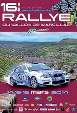 Rallye Vallon de Marcillac 2014