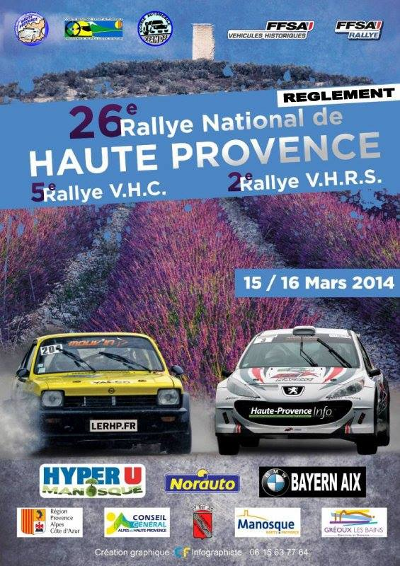 Classement Haute Provence 2014