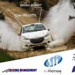 Dubert en 208 Rally Cup