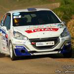 Le Saintéloc Junior Team vise la victoire en 208 Rally Cup et en Citroën Racing Trophy au Rallye Terre des Causses
