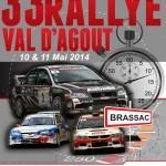 Rallye du Val d'Agout 2014