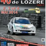 Rallye de Lozère 2014