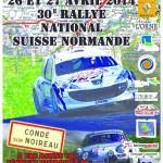 Rallye de la Suisse Normande 2014