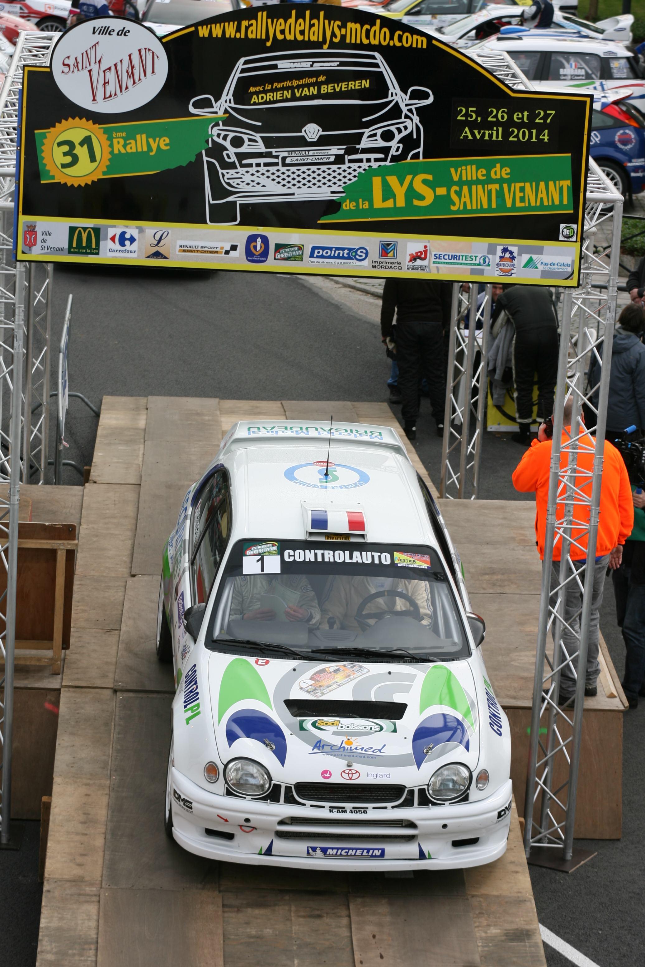 Bayard Laurent - 2014 Rallye Lys - (6)