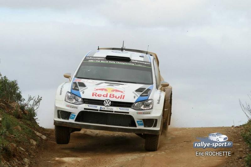 Classement final Rallye du Portugal 2014
