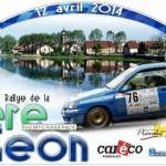 Rallye de la Rivière-Drugeon 2014