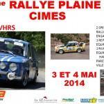 Rallye Plaine et Cimes 2014