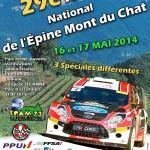 Rallye de l'Epine Mont du Chat 2014