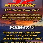 Rallye de la Matheysine 2014