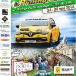 Rallye du Printemps de Bords 2014