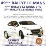 Rallye Le Mans 2014
