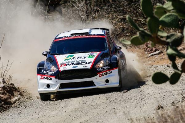 De retour en Fiesta R5 pour l'Argentine