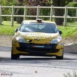 Tony Cosson remporte le challenge Renault Sport au rallye de Dieppe 2014