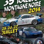 Rallye de la Montagne Noire 2014