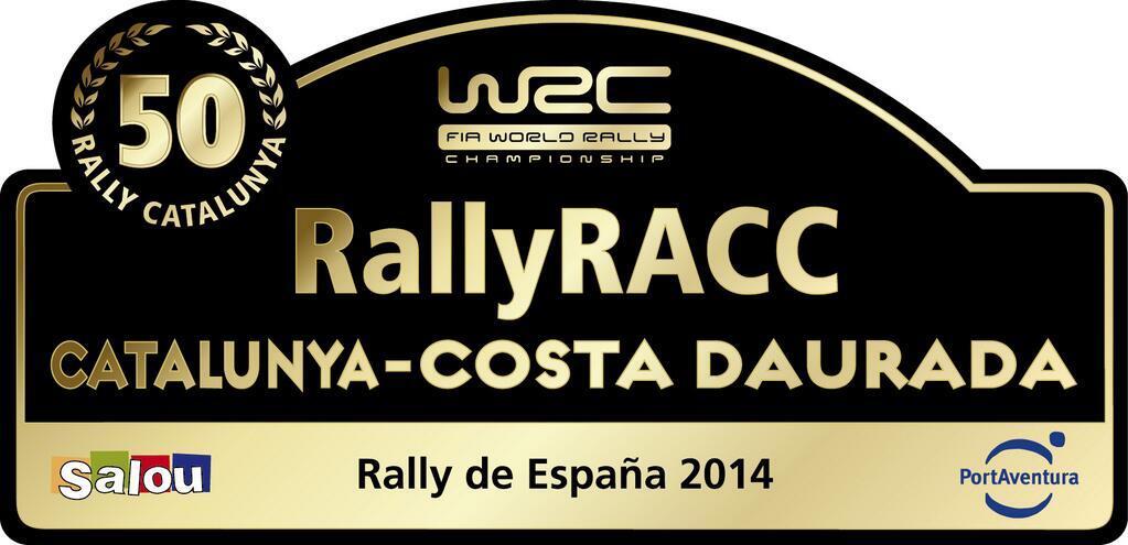 Programme Rallye Catalogne Espagne 2014